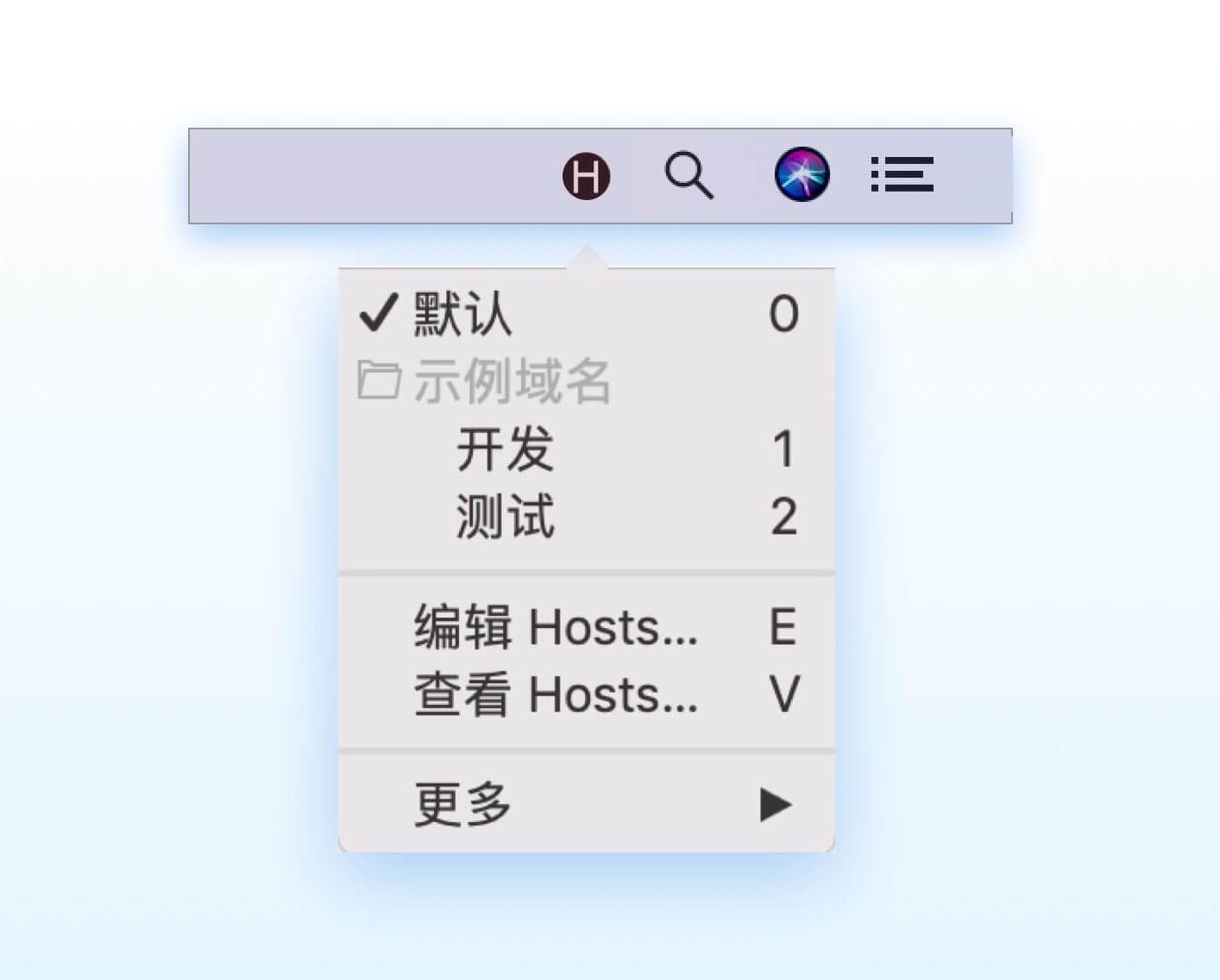 美国云服务器_香港cn2_iHosts 一款MAC上修改hosts文件的软件
