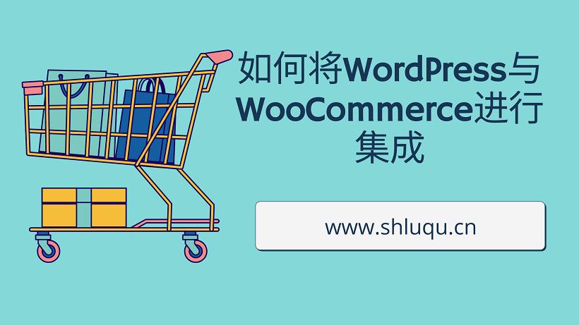 如何将WordPress与WooCommerce进行集成