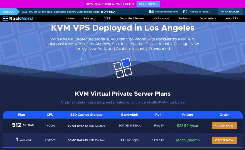 2021年最低价海外虚拟服务器推荐榜  Davidov linux vps服务器操作日记