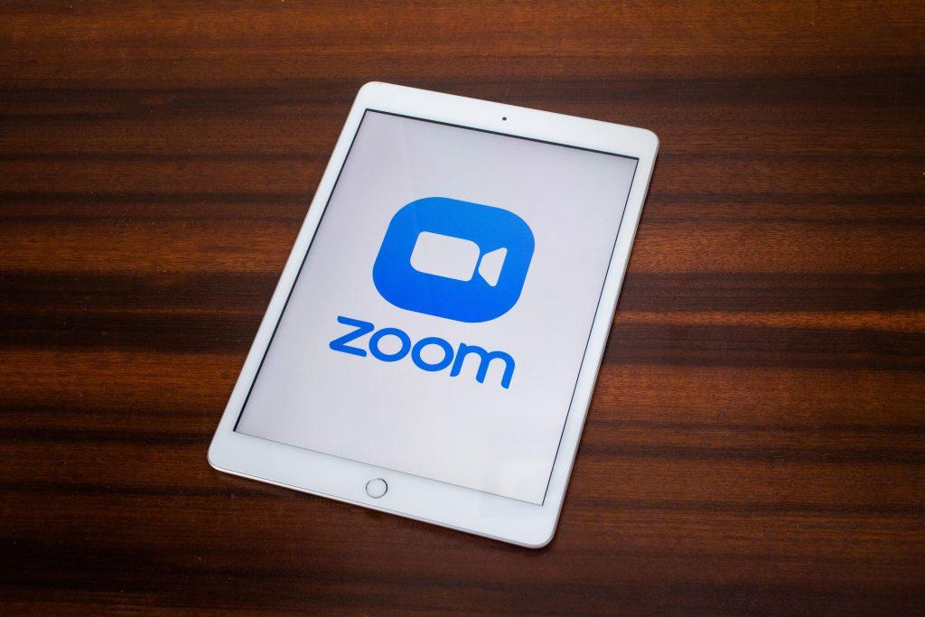 Zoom会议键盘中快捷键
