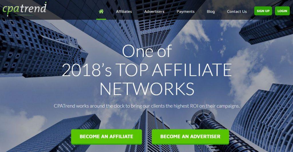 2021年25多个最佳CPA广告联盟(高薪)