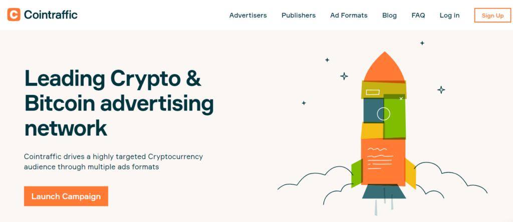 20家加密货币广告联盟(2021 年)