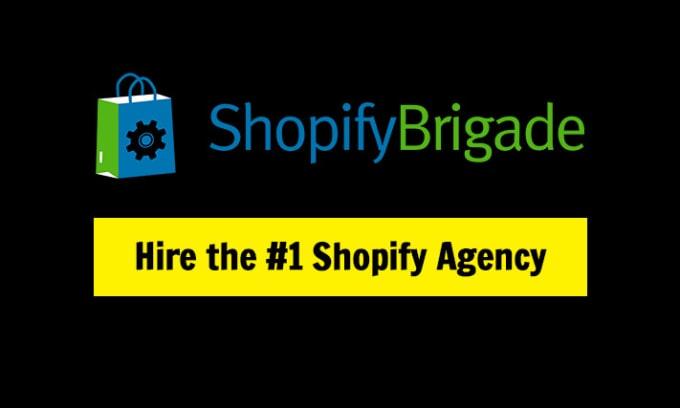 fiverr推广:我将创建shopify直销店或shopify网站