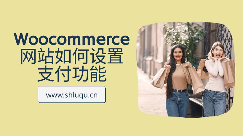 Woocommerce网站如何设置支付功能