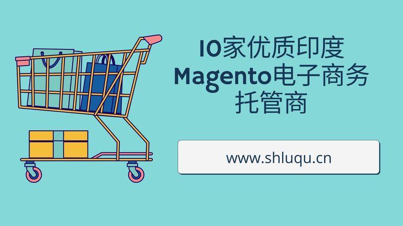 10家优质印度Magento电子商务托管商